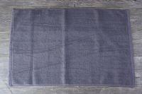Colorful 50*75cm 100% cotton bath mats for hotels