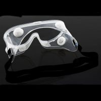 Safety Goggles Protective Glasses, Medical safety glasses with Adjustable Strap