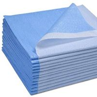 Disposable Surgical Medical Bedspread Bedsheet Drape Sheet Waterproof Flat Sheet