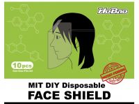 Disposable DYI Face Shield