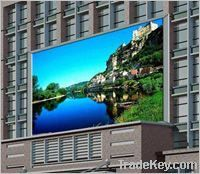 Outdoor Color LED Displays