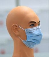 3 Ply Blue Medical Disposable Face Mask