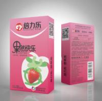 Strawberry Flavored Condom
