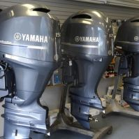Used Yamahas 90HP 75HP 115HP 150HP 4 stroke outboard