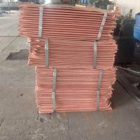 Copper Cathode used