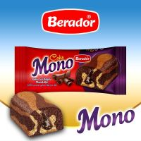 Mono Cocoa Sauce Filled Marble Cake