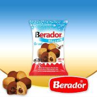 Berador Cocoa Sauce Filled Marble Cake