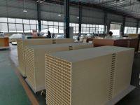 Saudi Arabia Waterproof WPC Plastic Interior Board PVC film Doors Yongkang Style