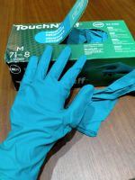 Ansell TouchNTuff 92-670 Nitrile Glove