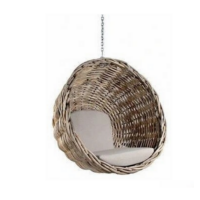 Arvabil Handmade Natural Basket Swing, Prime Design