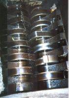 Hardox® 500 Crusher knife