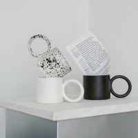 COZYCO Nordic Ceramic Mug Cups for Coffee Tea