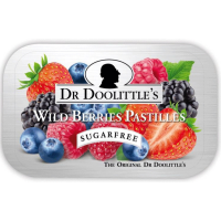 Dr. Doolittle's Wild Berries Sugar Free Pastilles