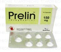 Prelin Medicine Nerve Pain