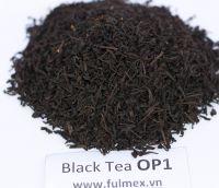 Wholesale from factory Black tea Orthodox Loose medium leaf OP1 100% new