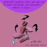 AMC-001 aluminium massage chair