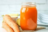 Highly premium natural Carrot  Apple juice