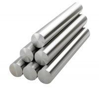 titanium round bar used
