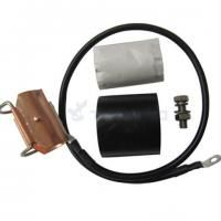 grounding kit,Feeder cable grounding kit,click on grounding kit ,Universal Grounding earthing kit