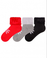 Women Christmas Socks