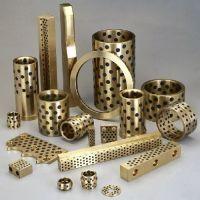 Graphite Filled Bronze Bushes / Plates
