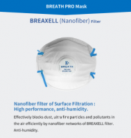 BREAXELL NANO Industrial 2nd Tier Mask
