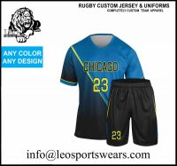 Rugby Uniform Rugby Jersey