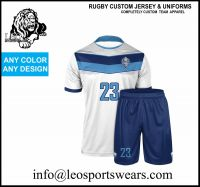 Custom Men�s Performance Fit Rugby Jersey