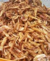 Nigerian smoked Crayfish