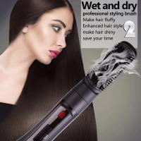4in1 Hair Dryers hot air brush Volumizer Electric Comb Combination Hair Dryer Brush one-step hair dryer volumizer