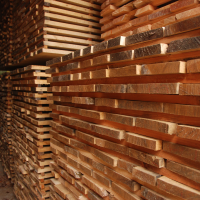 Quality Sawn Lumber, Dry/Newly sawn