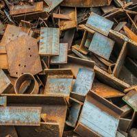 Used Iron and Metal Iron Scrap