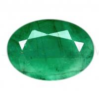 Oval Sahpe Emerald