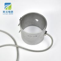 Mica Band Heater Stainless Steel Ac240V Electric Heating Element 2800W Band Heater For Electrical Cabinet