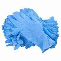 Disposable Nitrile Gloves , Powder Free Glove