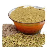 pure coriander seeds powder