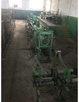 German Steelwool Machine