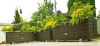 Polyrattan Planters