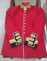 Royal military coat /RMU tunic/British marching band uniform