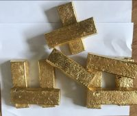 Au Gold Bars - Hi Purity - 22K / 24K Carat