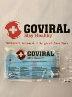 GOVIRAL PREMIUM  3PLY SURGICAL FACE MASK SALE