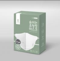 Soomlab mask(Hyper Purifying Breathing) White