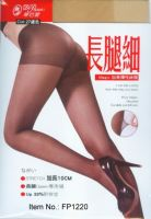 [DeParee] Magic Sheer Durable Sandal Toe Pantyhose