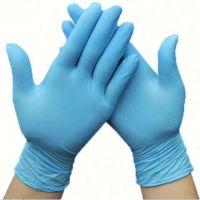 Non latex powder free nitrile Gloves