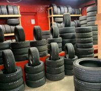 Used  PCR and SUV Tires