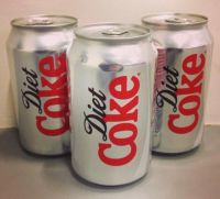Diet Coke available