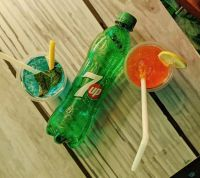 7 UP Soft Drink For Available