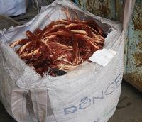 COPPER WIRE SCRAP GRADE AND 99.95%CU(MIN)BULK COPPER SCRAP AVAILABLE