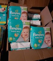 Wholesale of Disposable Baby Diapers