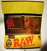 Premium Raw rolling smoking papers for sale